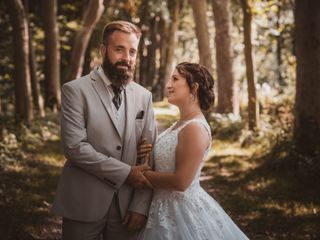 Le mariage de Célia et Maximilien