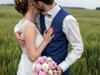 Le mariage de Chloé et Antoine
