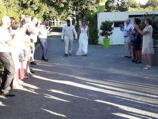 Le mariage de Lesly et Arnaud