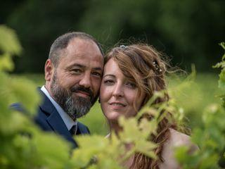 Le mariage de Elodie et Mika