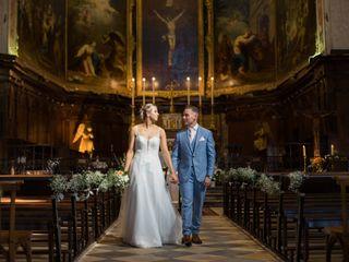 Le mariage de Jen et Baptiste
