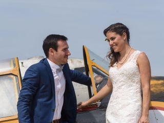 Le mariage de Julie et Sven
