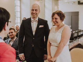 Le mariage de Véréna et Christophe