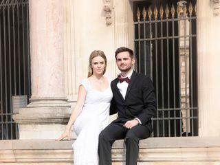Le mariage de Adeline et Thomas 1