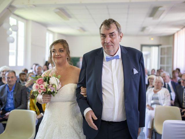 Le mariage de Marion et Anne Sophie à Le Gué-de-Longroi, Eure-et-Loir 5