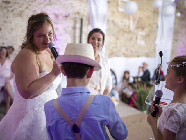 Le mariage de Marion et Anne Sophie à Le Gué-de-Longroi, Eure-et-Loir 6