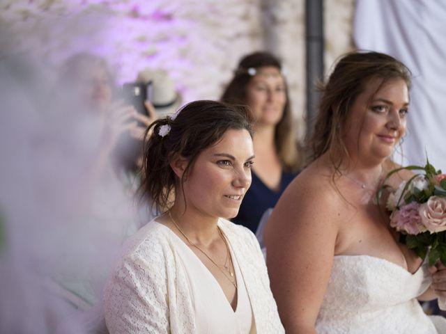 Le mariage de Marion et Anne Sophie à Le Gué-de-Longroi, Eure-et-Loir 11