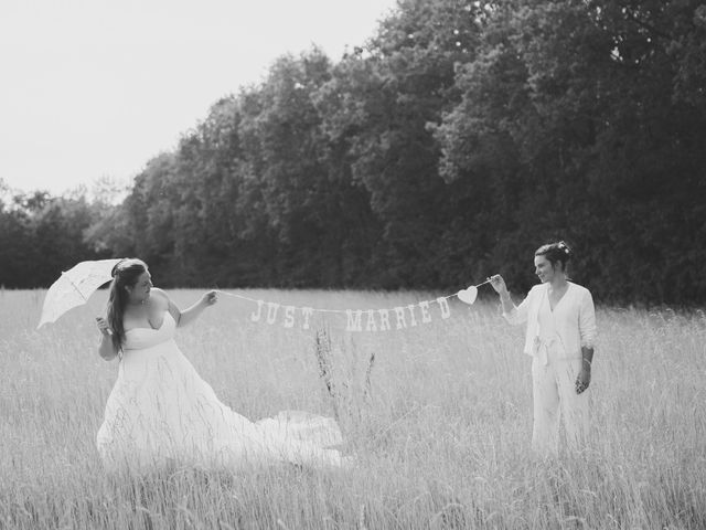 Le mariage de Anne Sophie et Marion