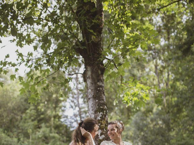 Le mariage de Marion et Anne Sophie à Le Gué-de-Longroi, Eure-et-Loir 21
