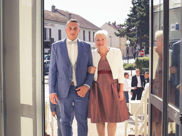Le mariage de Charly et Margaux à Pierrelaye, Val-d'Oise 15