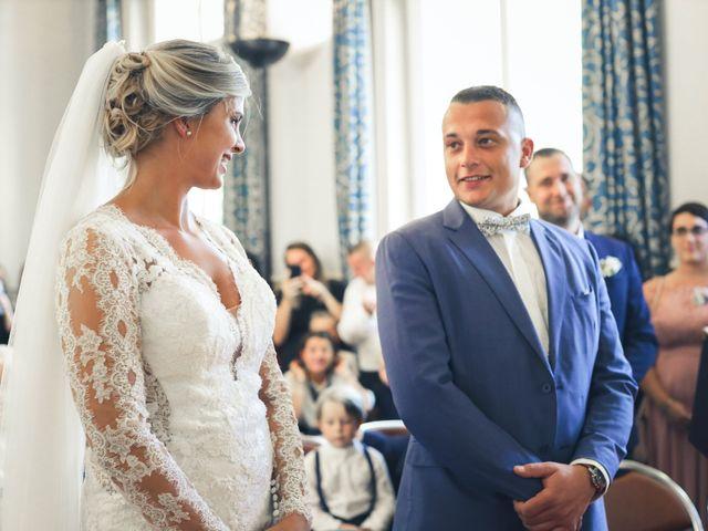 Le mariage de Charly et Margaux à Pierrelaye, Val-d'Oise 17