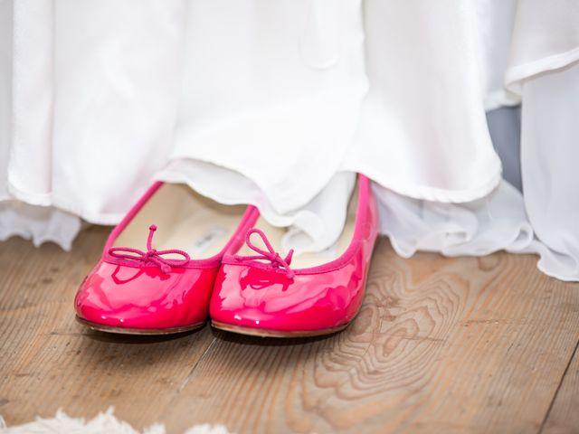 Le mariage de Florent et Elise à Saint-Offenge-Dessous, Savoie 10