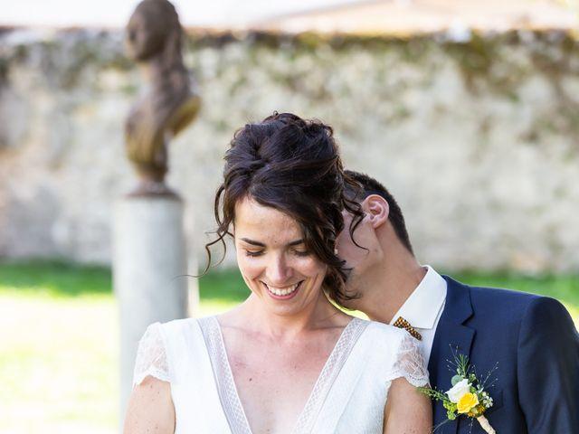 Le mariage de Florent et Elise à Saint-Offenge-Dessous, Savoie 11