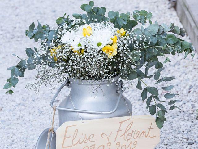 Le mariage de Florent et Elise à Saint-Offenge-Dessous, Savoie 17