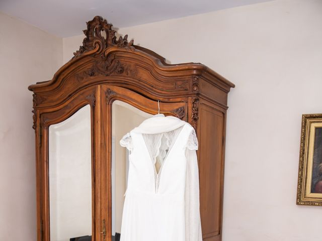 Le mariage de Florent et Elise à Saint-Offenge-Dessous, Savoie 23