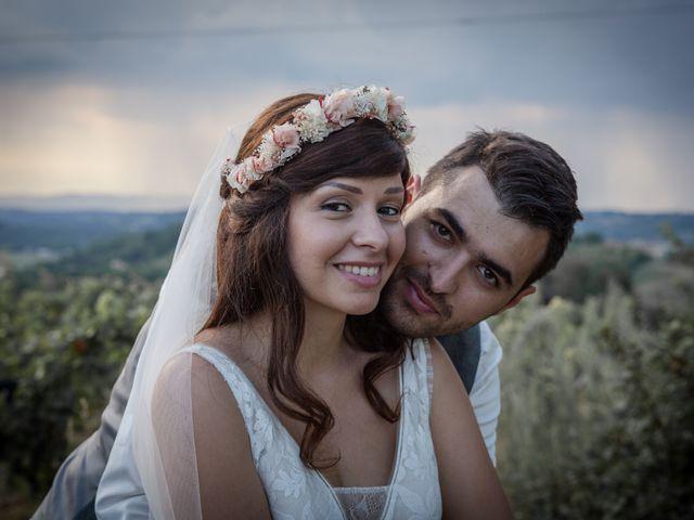 Le mariage de Romain et Pauline à Varces-Allières-et-Risset, Isère 1