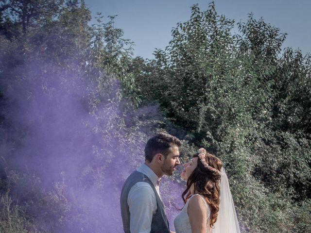 Le mariage de Romain et Pauline à Varces-Allières-et-Risset, Isère 8