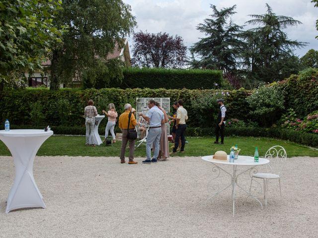 Le mariage de Romain et Pauline à Varces-Allières-et-Risset, Isère 14