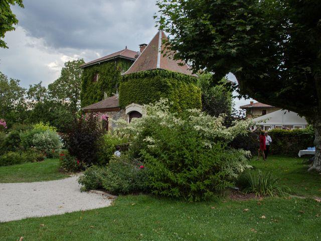 Le mariage de Romain et Pauline à Varces-Allières-et-Risset, Isère 17