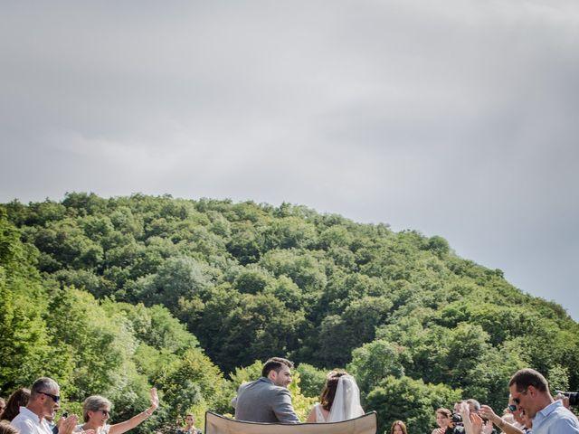 Le mariage de Romain et Pauline à Varces-Allières-et-Risset, Isère 19