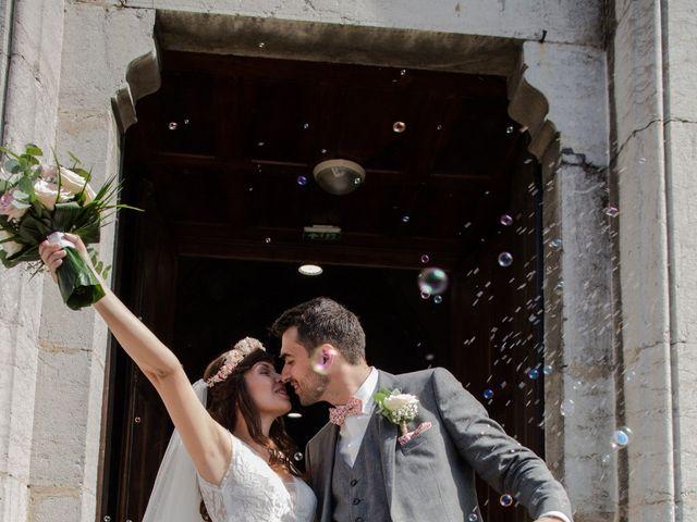 Le mariage de Romain et Pauline à Varces-Allières-et-Risset, Isère 22