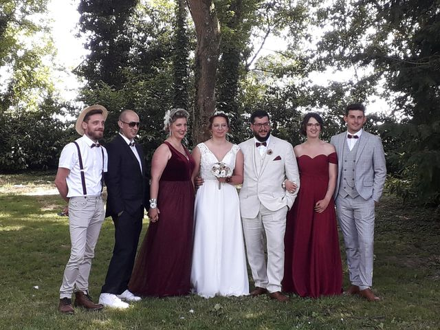 Le mariage de Arnaud  et Lesly à Lécousse, Ille et Vilaine 6