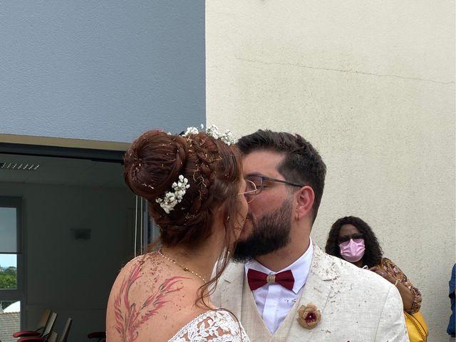 Le mariage de Arnaud  et Lesly à Lécousse, Ille et Vilaine 7