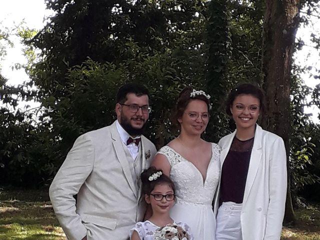 Le mariage de Arnaud  et Lesly à Lécousse, Ille et Vilaine 8