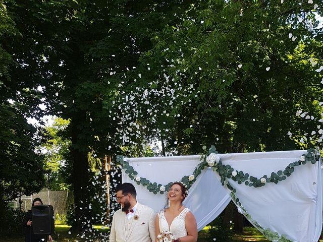 Le mariage de Arnaud  et Lesly à Lécousse, Ille et Vilaine 9
