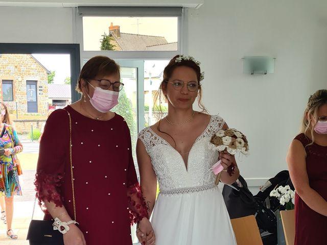 Le mariage de Arnaud  et Lesly à Lécousse, Ille et Vilaine 10