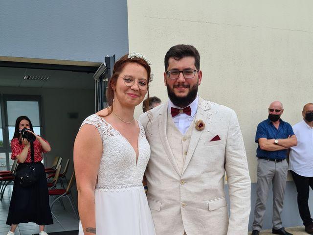 Le mariage de Arnaud  et Lesly à Lécousse, Ille et Vilaine 11