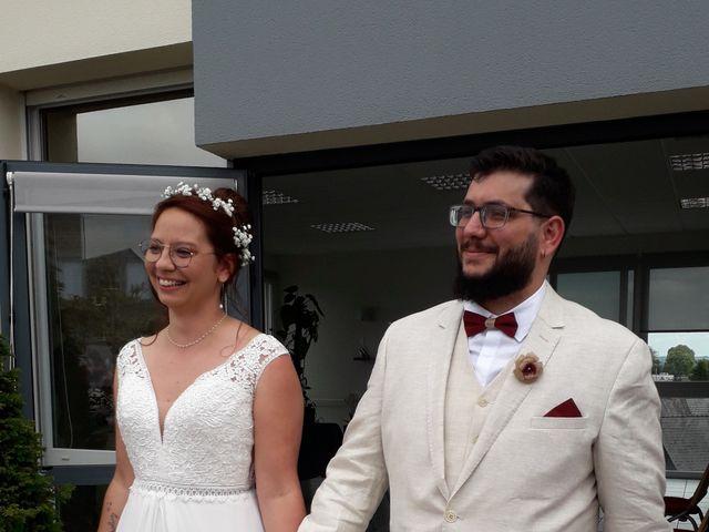 Le mariage de Arnaud  et Lesly à Lécousse, Ille et Vilaine 12