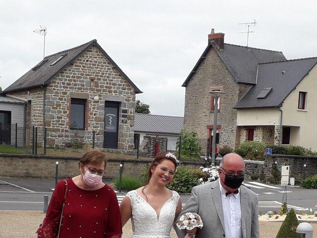 Le mariage de Arnaud  et Lesly à Lécousse, Ille et Vilaine 13