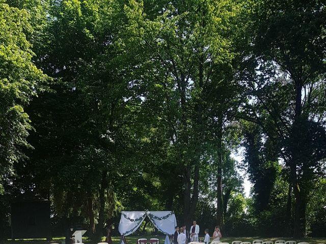 Le mariage de Arnaud  et Lesly à Lécousse, Ille et Vilaine 14