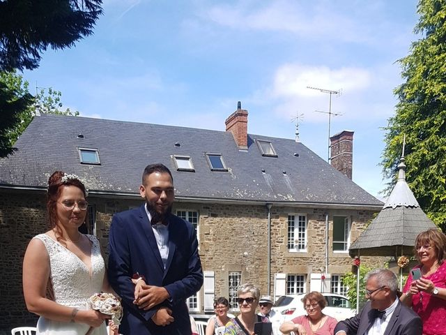 Le mariage de Arnaud  et Lesly à Lécousse, Ille et Vilaine 1