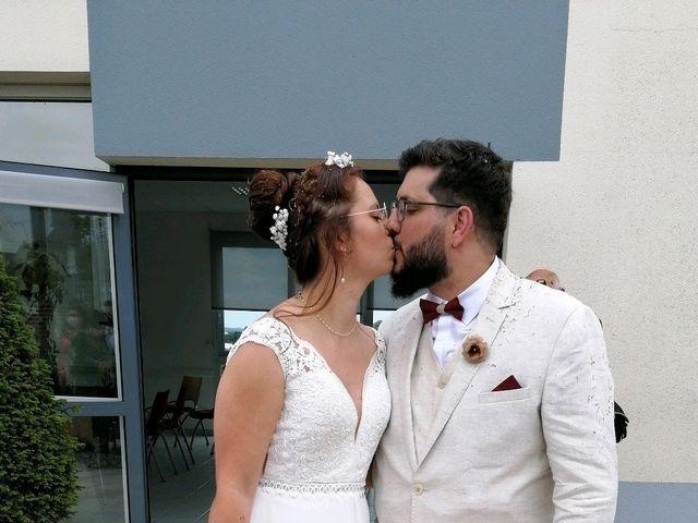 Le mariage de Arnaud  et Lesly à Lécousse, Ille et Vilaine 15
