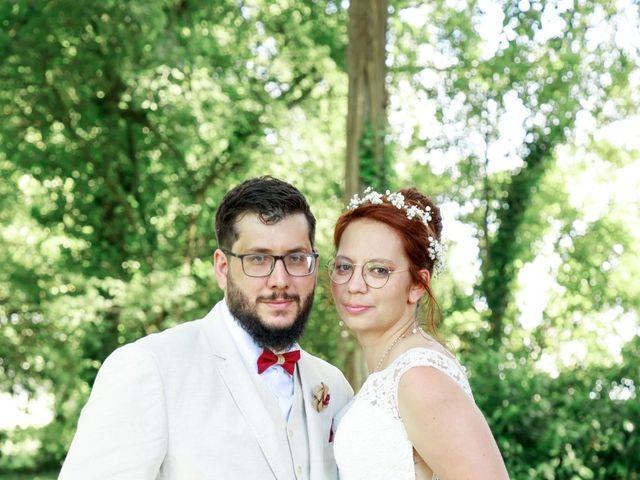 Le mariage de Arnaud  et Lesly à Lécousse, Ille et Vilaine 17