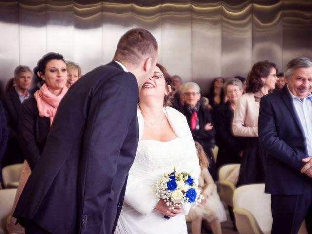 Le mariage de Gilles et Justine à Sotteville-lès-Rouen, Seine-Maritime 12