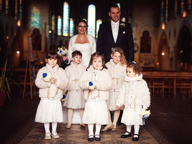 Le mariage de Gilles et Justine à Sotteville-lès-Rouen, Seine-Maritime 35