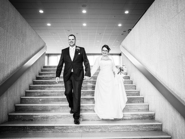 Le mariage de Gilles et Justine à Sotteville-lès-Rouen, Seine-Maritime 15
