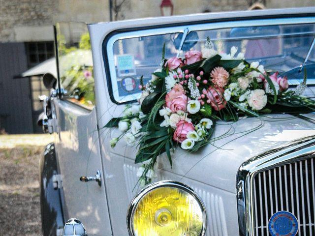 Le mariage de Sylvain et Aurélie à Ballan-Miré, Indre-et-Loire 7