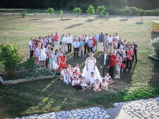 Le mariage de Sylvain et Aurélie à Ballan-Miré, Indre-et-Loire 17