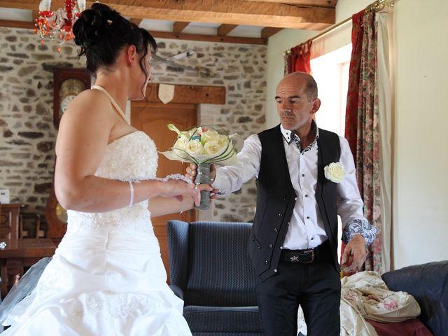 Le mariage de Gwendoline et Arnaud à Bolleville, Manche 6