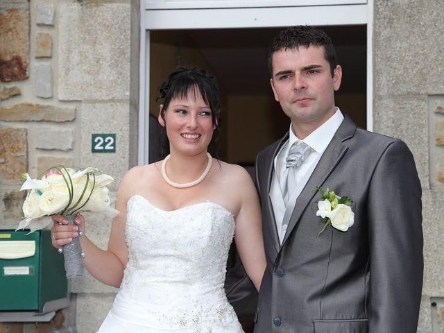 Le mariage de Gwendoline et Arnaud à Bolleville, Manche 7