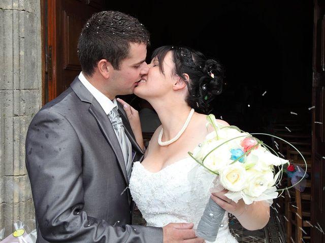 Le mariage de Gwendoline et Arnaud à Bolleville, Manche 9