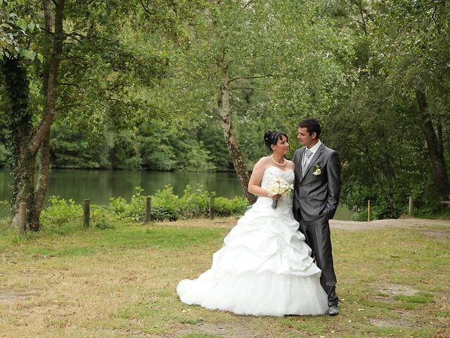 Le mariage de Gwendoline et Arnaud à Bolleville, Manche 13