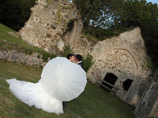 Le mariage de Gwendoline et Arnaud à Bolleville, Manche 14