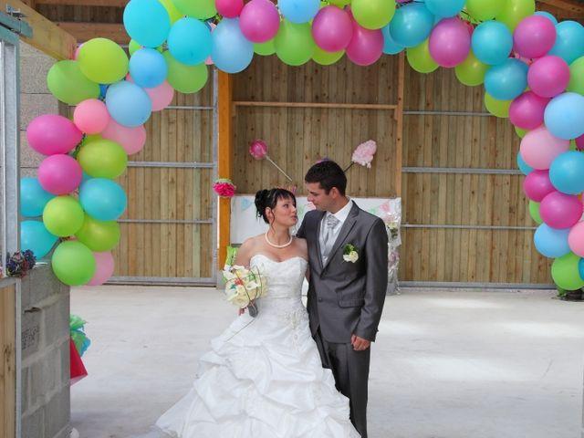 Le mariage de Arnaud et Gwendoline