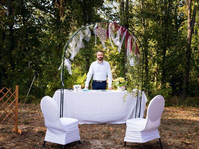 Le mariage de Laurent et Fanny à Urmatt, Bas Rhin 16