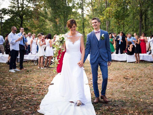 Le mariage de Laurent et Fanny à Urmatt, Bas Rhin 17